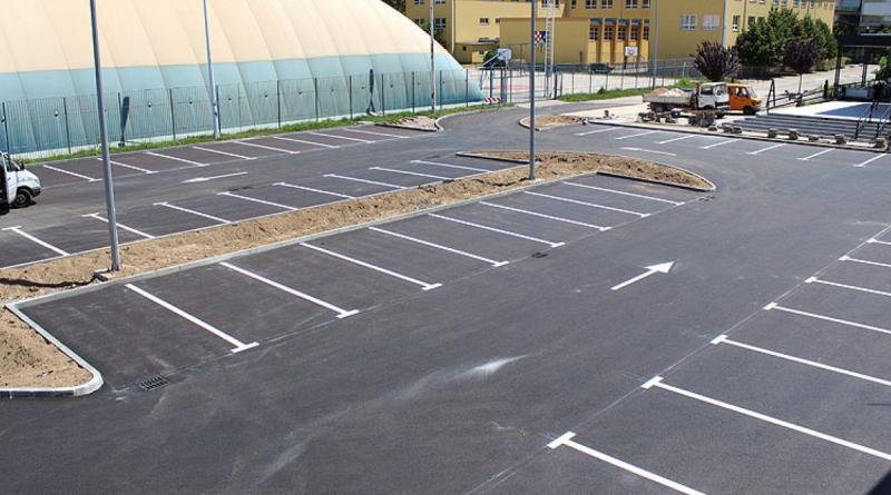 Parking prostori