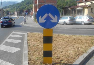 Vertikalna signalizacija