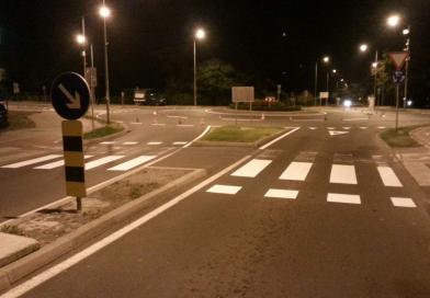 Horizontalna signalizacija